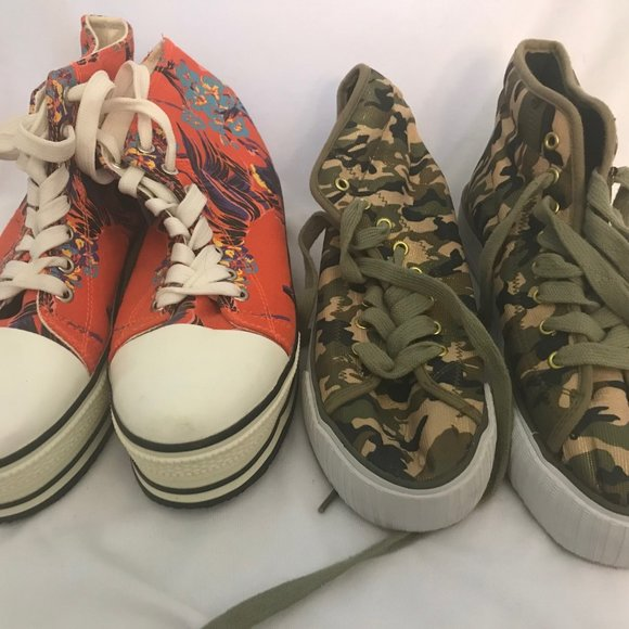Air Walk Women's Shoes - 2 Pair - Size 9